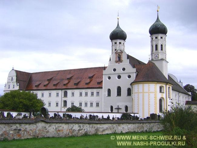 В Баварии открывается выставка книжных сокровищ монастыря Бенедиктбойерн